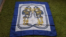 "Hermès Paris - ""Brides of Gala"" scarf designed by Hugo Grygkar, in good condition - no reserve price -"
