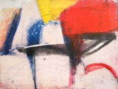 Willem de Kooning (d'apres) - Untitled