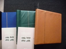 Federal Republic of Germany and Berlin 1951/1999 - collection in 3 albums