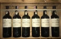 NV Tawny Port Fonseca - 6 old bottlings/bottles
