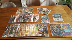 DV8 - Image Comics / Wildstorm / DC Comics - Complete Set - Special Limited Editions - 90's