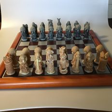 Exclusive Australian chess game