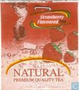 Tea bags and Tea labels - Natural - Strawberry Flavoured Tea