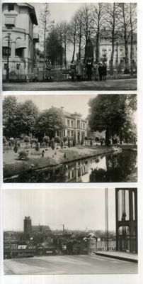 Dordrecht, collection of picture postcards 'Zo was Dordrecht'; 125x