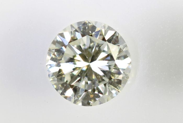 AIG Sealed Diamond - 0.35 ct - J,   VVS2