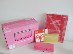 Nintendo 3DS Peach - Limited Edition of 1000 made for each Region.