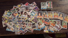 Variant of Panini + Panini and other football pictures late 1970s early 1980s - 432 pictures