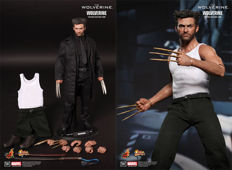 hot toys wolverine imortal statue