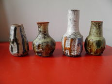 D'olde Kruyk (DOK) - Lot with four vases - Sequoia