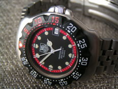 TAG HEUER - Professional Red - Men's/Unisex - 2000–2010