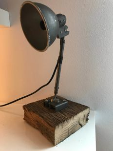 Unknown designer - industrial lamp