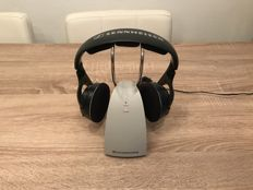 Sennheiser RS 120 wireless headphones, in new condition