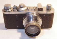 Leica Standard - including Summar 2/50 - will be sold as a copy