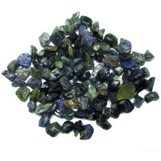 Natural Blue Sapphire Australia - 6-9 x 4-6 x 4-6 mm. - 322.00 Ct