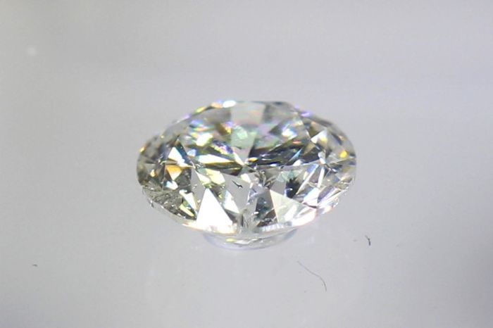 AIG Sealed Diamond - 0.17 ct - E, SI2 - * No Reserve Price *