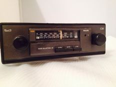 Classic Philips AN 322 car radio from 1983  Volkswagen/Ford/Opel ( as good as new )
