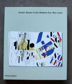Robert Flynn Johnson - Artists' Books in the Modern Era 1870-2000 - 2001