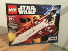 Star Wars - 10215 - Obi-Wan's Jedi Starfighter UCS