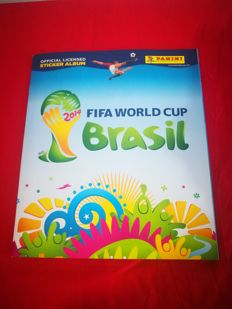 Panini - FIFA Brazil World Cup 2014 - full album.