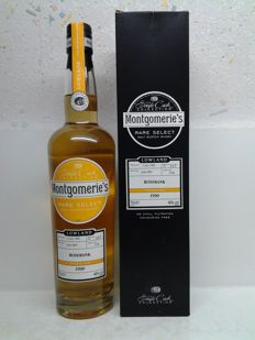 Rosebank 1990 Mg The Single Cask Collection - Rare Select - 16 Years - ( Closed Distillery ).