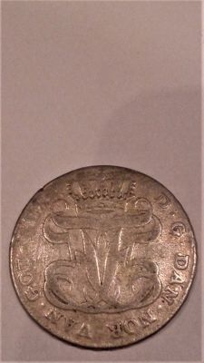 Norway - 24 Skilling 1763 - silver