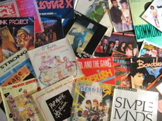 Great lot of 25 Maxi Singles 12''inch with a lot of remixes