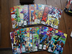 X-Factor Vol.1 comics + annuals - 32 x sc