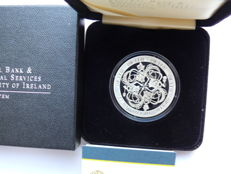 Ireland - 10 Euros 2007 'Celtic culture' - silver