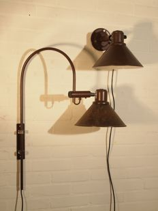 Unknown designer for Gepo - Swing arm & Wall lamp