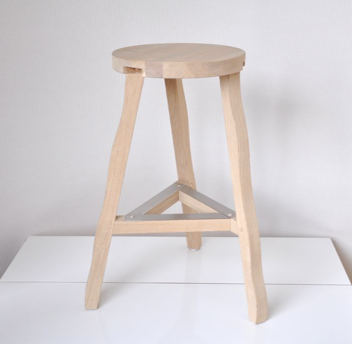 Astounding Tom Dixon For Tom Dixon High Oak Stool Model Offcut Catawiki Gmtry Best Dining Table And Chair Ideas Images Gmtryco