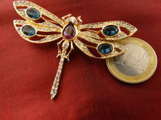 Imperial collection Tatiana Faberge - Dragon fly - Imperial collection