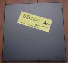 Pink Floyd- Nassau Coliseum, Uniondale, Long Island, NY- February 28th, 1980/ Strictly limited, numbered 2lp boxset on yellow wax/ MINT & already out of print unofficial release!