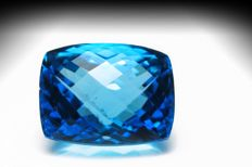 Swiss Blue Topaz – 11.89 ct