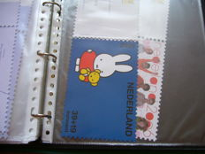 The Netherlands 1924/2006 - Extensive collection of Child relief stamps in two albums