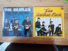 The Beatles West Coast Invasion (1985) and East Coast Invasion (1985). The Beatles – All Our Loving (1986) and the Beatles First (France).