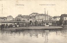 Navy ships France 100 x - Mostly cruisers around WW 1 - 1910/1920