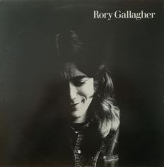 "Rory Gallagher Lot Of 11 LPs: ""Rory Gallagher"" - ""Deuce"" - Live in Europe"" - Blue Print"" - Tatoo"" - ""Irish Tour '74"" - ""Against the Grain"" - ""Calling Card"" - ""Photo Finish"" - ""Top Priority"" - ""Stage Truck Live"""