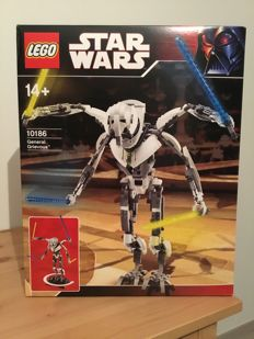 Star Wars - 10186 - General Grievous - UCS