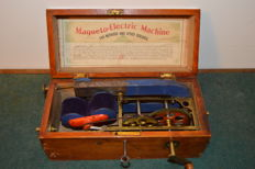 Early medical device- Magneto Electric Machine for nervous diseases - Ca 1875