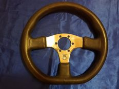 Porsche Tag Heuer steering wheel