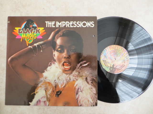 Bobby Thurston,  Curtis Mayfield, The Impressions, Stevie Wonder, Chaplin Band, The Brothers - GREAT SOUL, FUNK from the sixties and seventies - Δίσκος LP's - 1974/1986