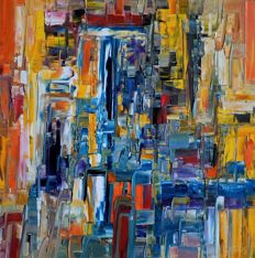 Bruno Cantais - Excitement in the downtown