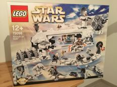 Star Wars - 75098 - Assault on Hoth