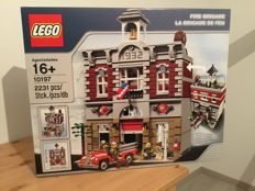 Modular buildings - 10197 - Fire Brigade