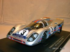 Eagle's Race - Scale 1/18 - Porsche 917 K Martini Racing Team 1971 Winner of Sebring - Elford / Larrousse