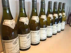 "1995 Chablis Grand Cru ""Grenouille"" Albert Pic x 1 bottle  - 1995 Chablis Grand Cru ""Valmur"" Albert Pic x 3 bottles - 1995 Chablis Grand Cru ""Bougros"" Albert Pic x 2 bottles - 1995 Chablis Grand Cru ""Blanchot"" Albert Pic x 2 bottles / 8 bottles in total"