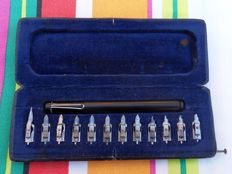 Pelikan Graphos Calligrafeer Writing set - Unused