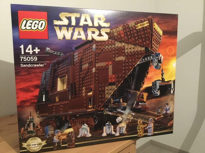 Star Wars - Set 75059 Sandcrawler - UCS
