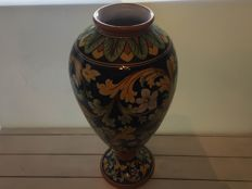 Ceramic Vase of B.A.C.A. Caltagirone