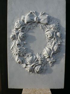 Classic - Marble of Carrara - master's work - France - end 19th, beginning 20 th century.